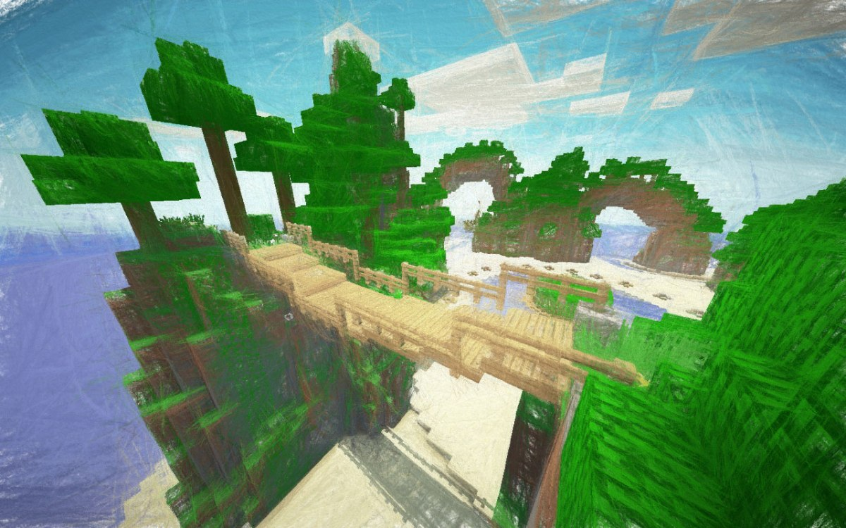 Minecraft Puzzle Maps Unveiled