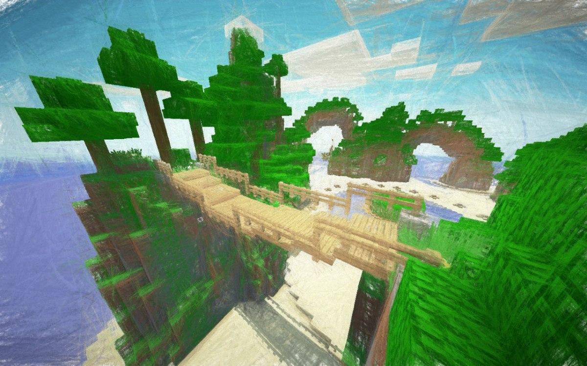 Minecraft Puzzle MapsUnveiled